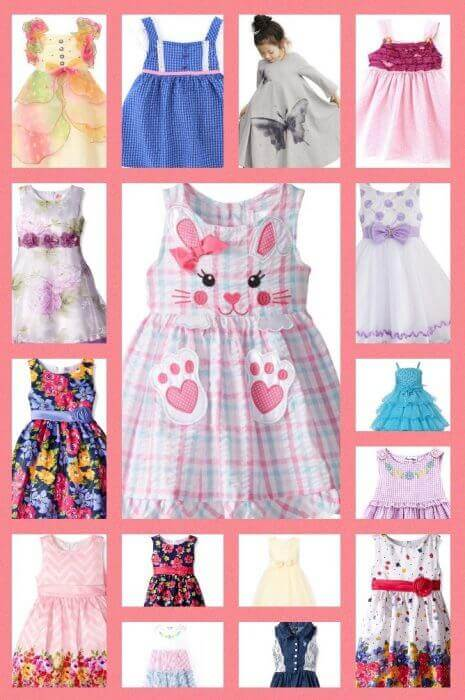 Best Easter Dresses for Girls Under $20