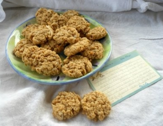 Mrs. Obinger's Coconut Cookies