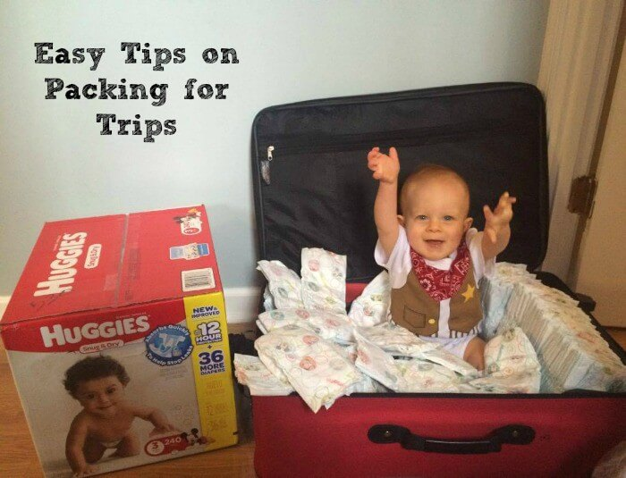 Snug and Dry diapers keep my baby dry!