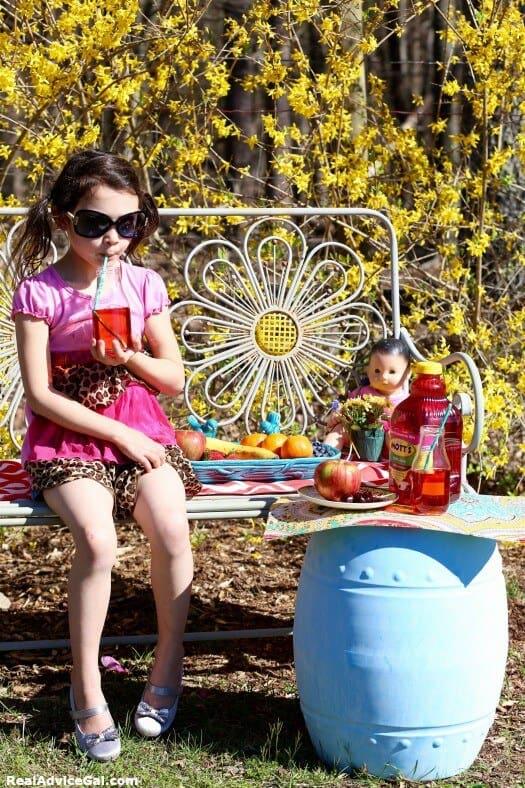 Mott's® Apple Cherry Juice Tasting Party