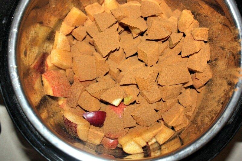 cinnamon applesauce