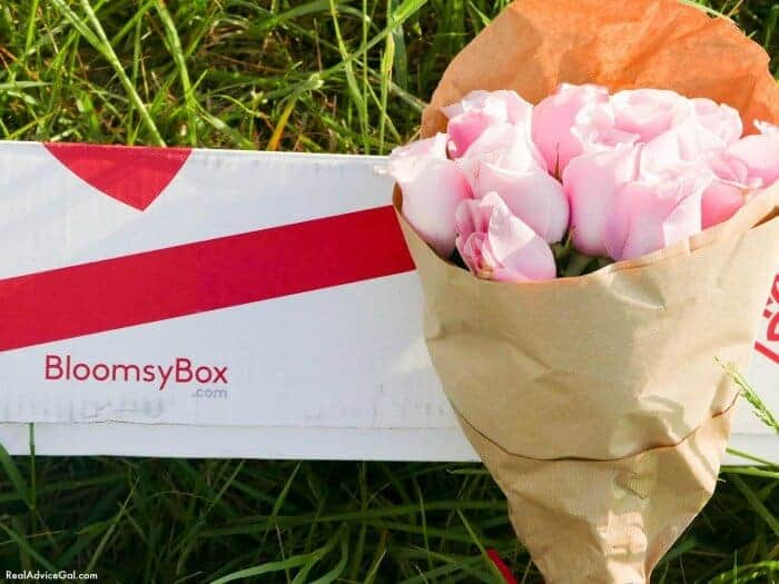Bloomsy Box Review Bouquet Flowers Delivery Subscription