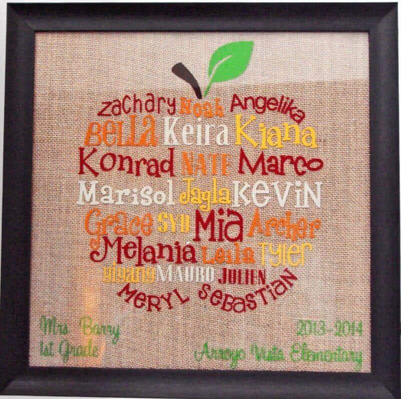 gift for teacher