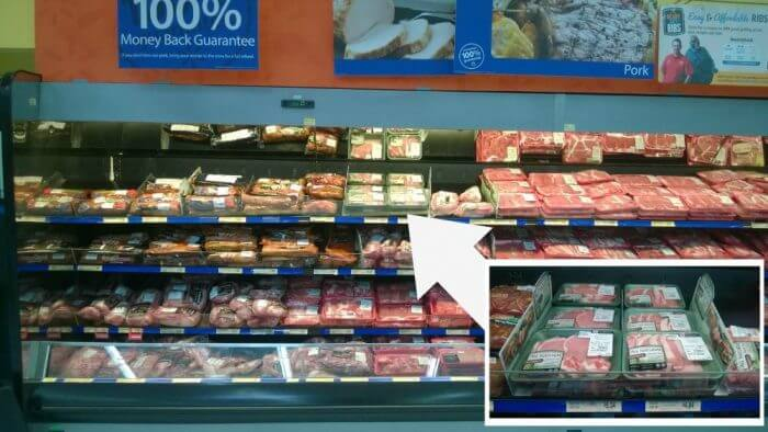Smithfield Pork at Walmart