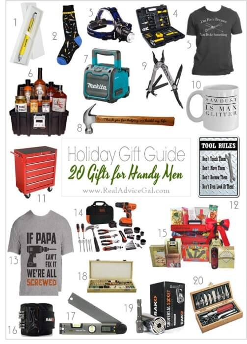 Buying for men can be hard so to help you out pick that gift they will love check out my holiday gift ideas for dads