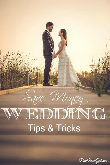 Tips & Tricks to Save Money On Wedding