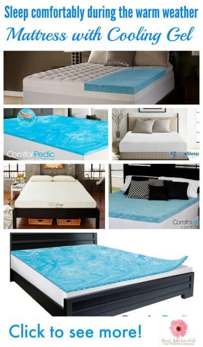 cooling gel mattress