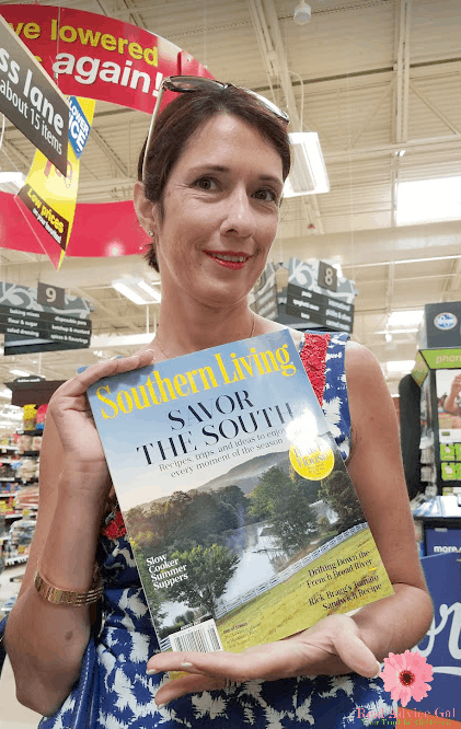 "Have a ""Me Time"" this summer and enjoy reading your favorite magazine. Check out the August issue of Southern Living Magazine and save big by getting Kroger coupon now!"