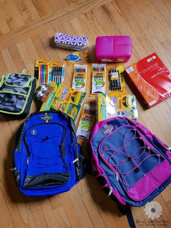 ALDI Giving Backpack