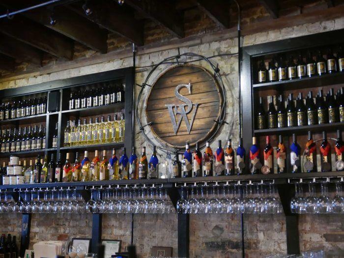 sloan williams winery