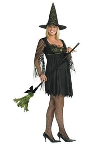 pregnant witch costume