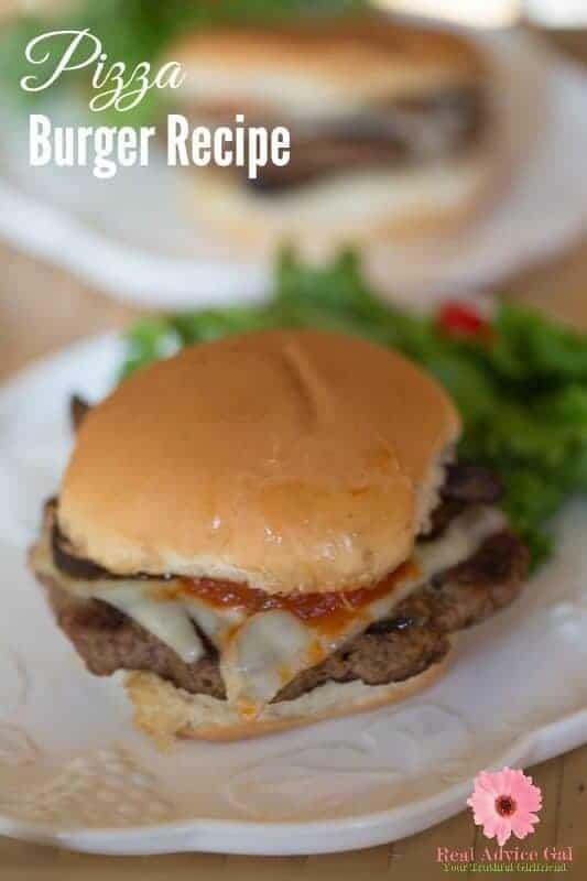 Awesome Burger Recipe