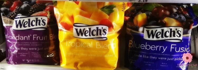 Welch's Frozen Fruits