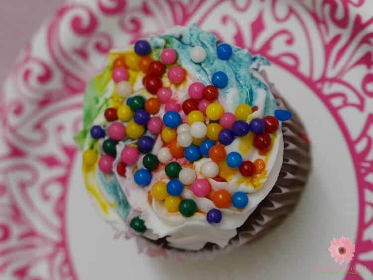 cupcake for kids party