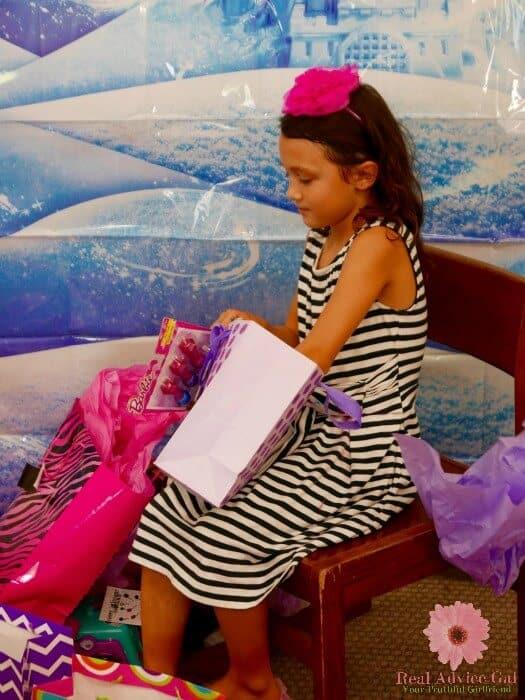 girl birthday party theme ideas
