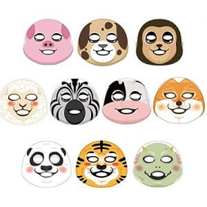 The Face Shop Animal Character Mask Sheet
