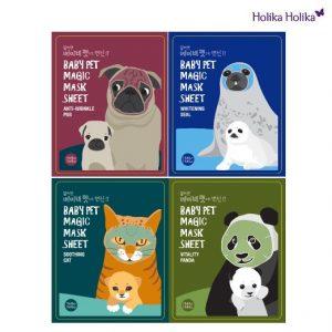 Holika Holika Baby Pet Magic Mask Sheet