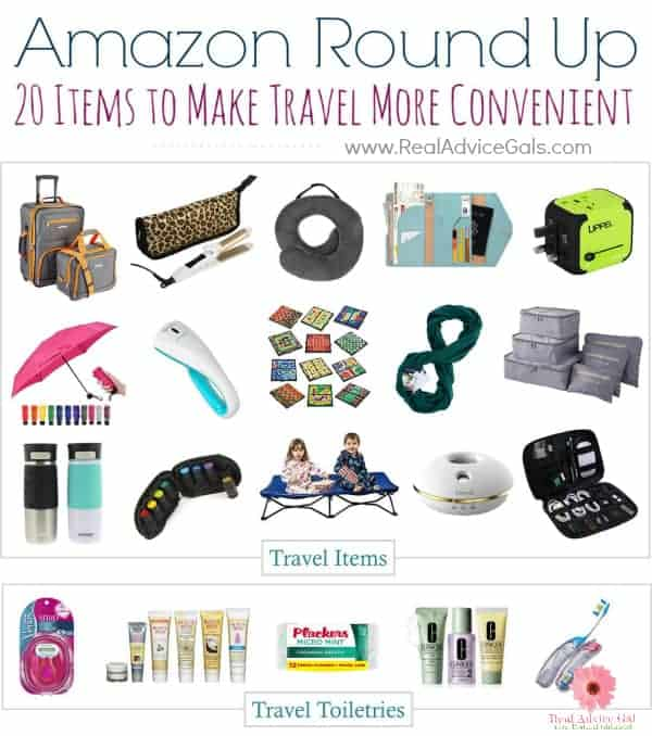 Make your travel more convenient by getting these travel essentials