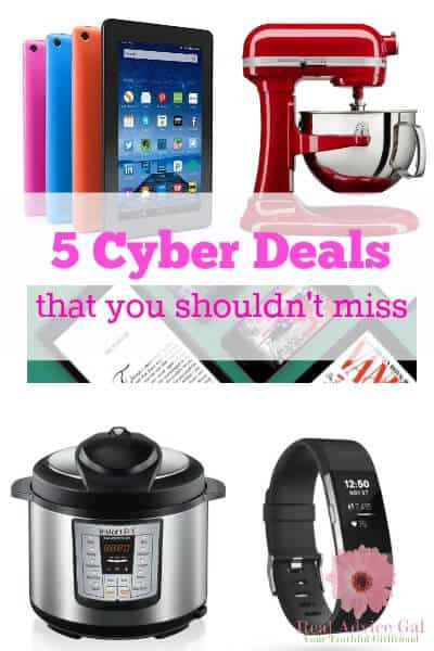 5 Cyber deals not to miss