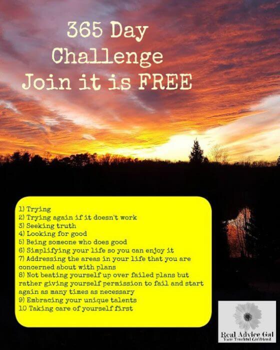 365 challenge