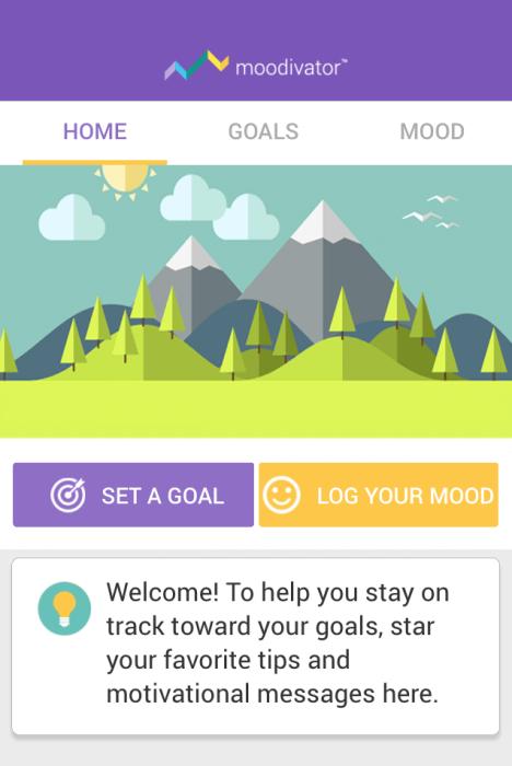 Moodivator App