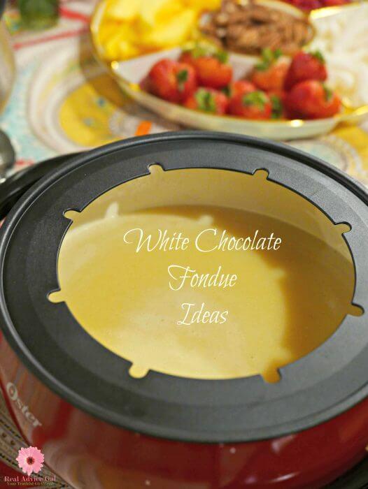 white-fondue