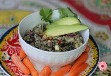 Black Bean & Quinoa Salad Recipe