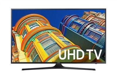 Samsung TV at Walmart