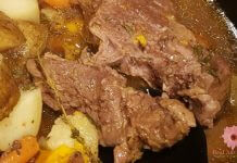 Easy to make and delicious Instant Pot Beef Roast Recipe