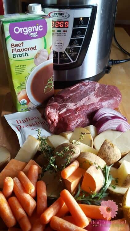 Instant Pot Beef Roast Recipe