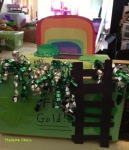 leprechaun trap st patricks day