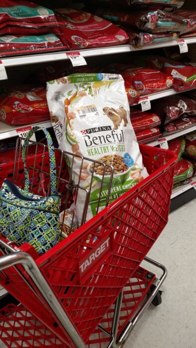 Target has a wide variety of Purina Dry Dog Foods
