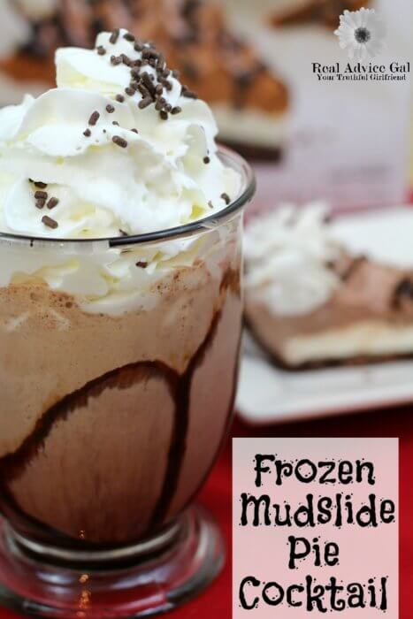 Frozen Ice Cream Mudslide Pie is the perfect treat for any occasion