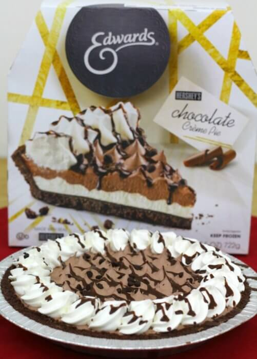 Have your pie and drink it too by making a frozen ice cream mudslide pie cocktail