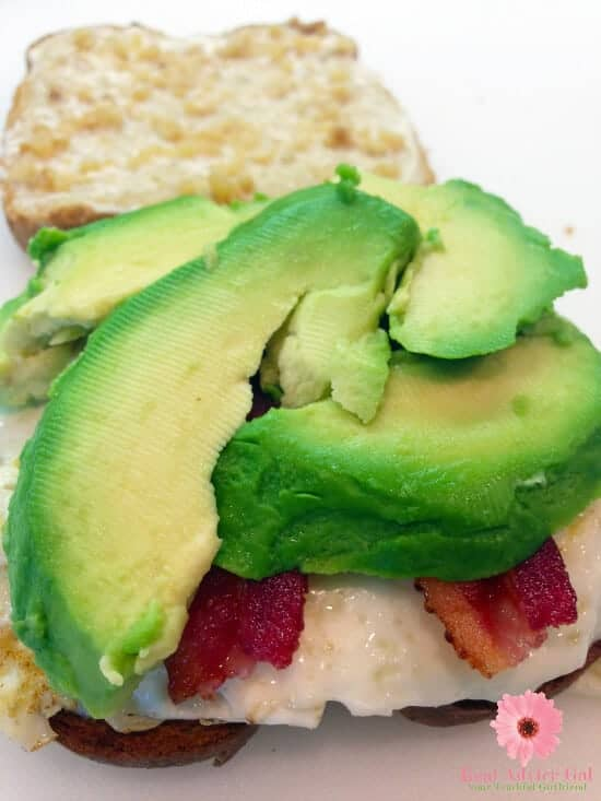 How to Make an Avocado Sandwich