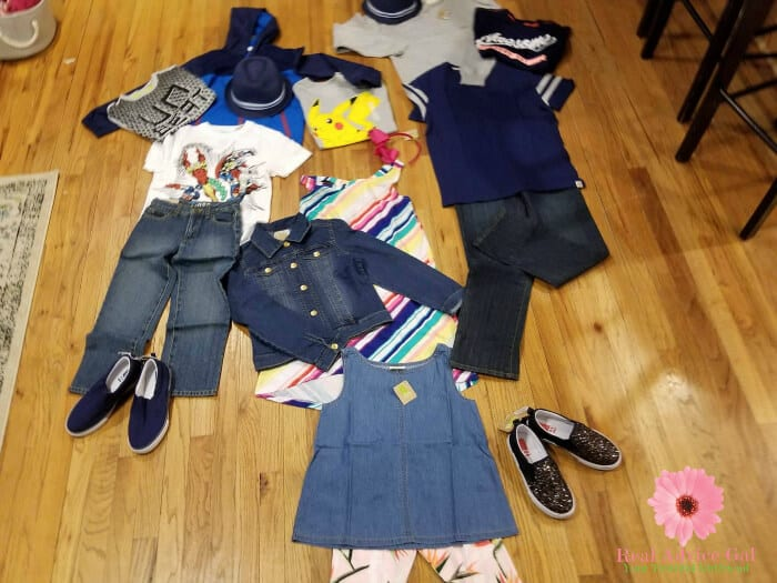 Get the kids ready for school with cool clothes that are affordable and high quality. Check out our Crazy 8 picks!