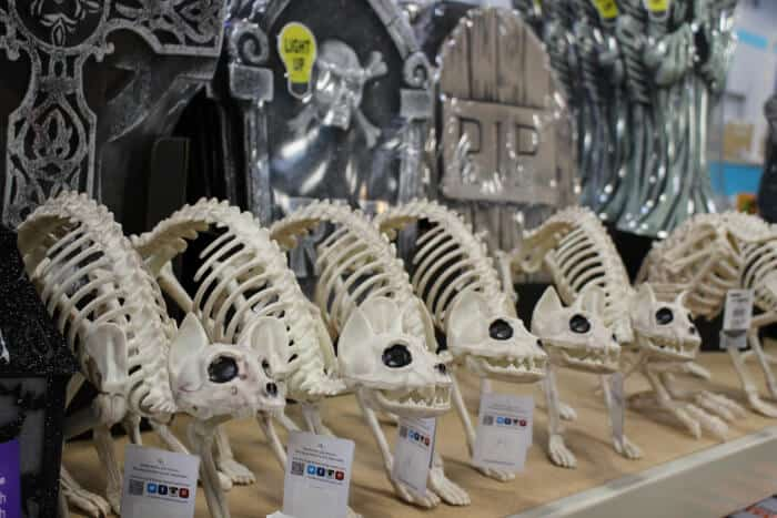 Save big on Halloween decorations at At Home Stores.