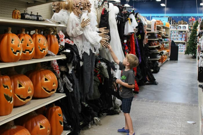 Get ready for Halloween with cool decorations from At Home Stores