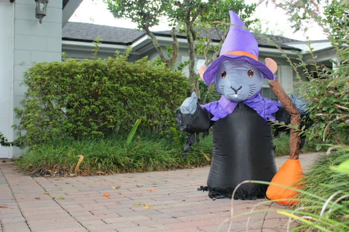 Go big this Halloween with a cool inflatable Halloween decor from At Home Stores