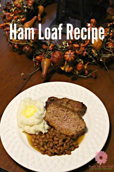 This Ham Loaf Recipe is a speciality meal in our home! It brings back so many memories! This Amish Ham Loaf Recipe will bring the whole family together!
