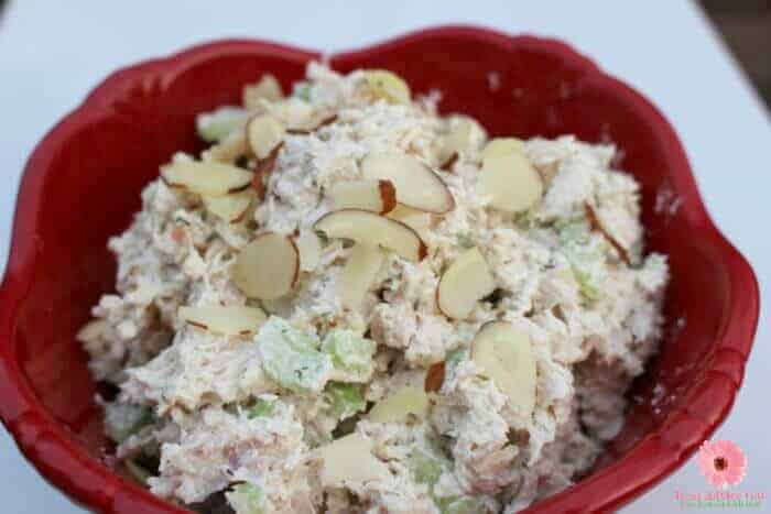 Got leftover turkey? Remake it and try this leftover turkey salad recipe