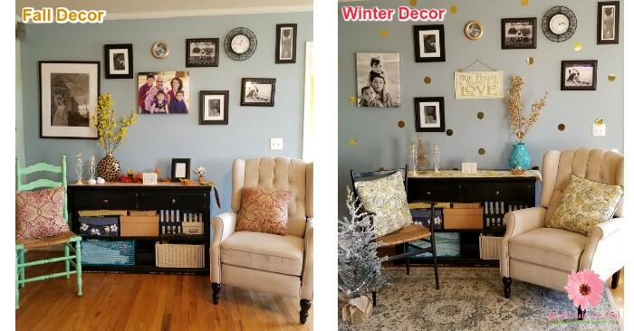 Easy fall to winter decorating tips