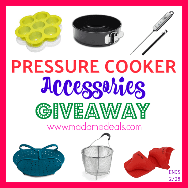 Maximize the potential of your pressure cooker with some cool accessories to rock your pot. Join our free pressure cooker accessories