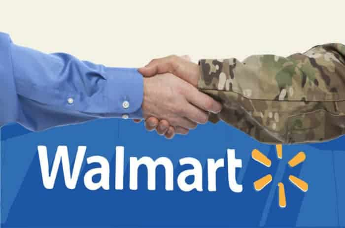 Walmart supports our military not only when they are in uniform but also when they transition to civilian life. They are committed to helping them as they face this important period through job opportunities as well as support for programs that provide job training, reintegration support and education. That is why they created Walmart's Career With A Mission.