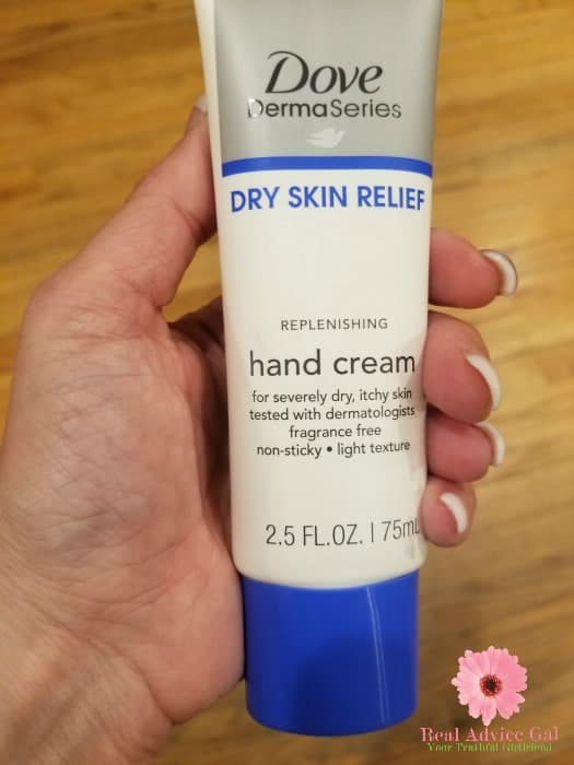Are you looking for the best moisturizer for dry skin? Check out my Dove Derma hand cream review.
