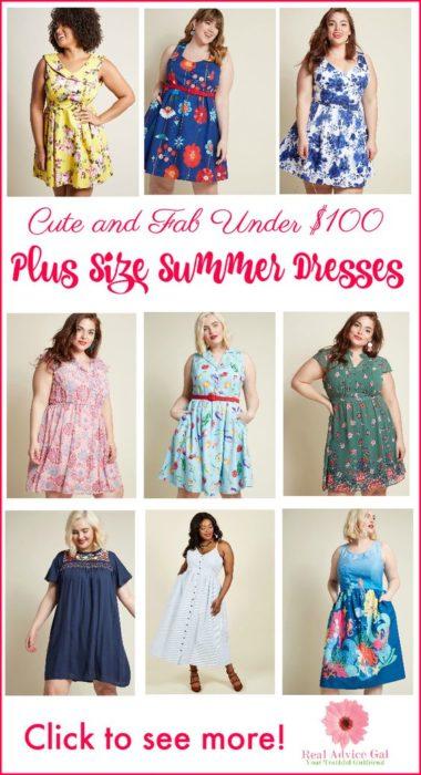 dc63eb3139b Summer Plus Size Fashion Tips - Real Advice Gal