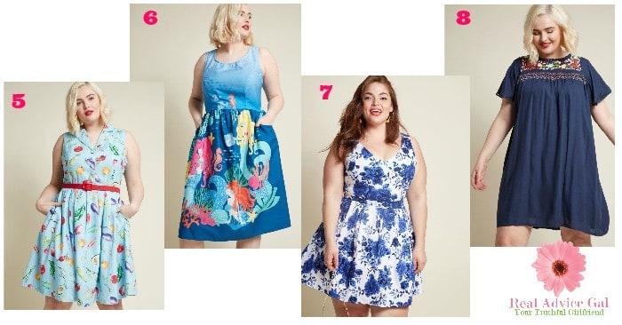 Summer Plus Size Fashion Tips Madame Deals