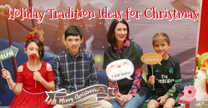 Santa HQ Family holiday tradition ideas for Christmas
