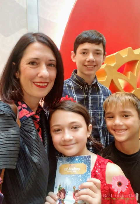 Family holiday tradition ideas for Christmas Santa HQ