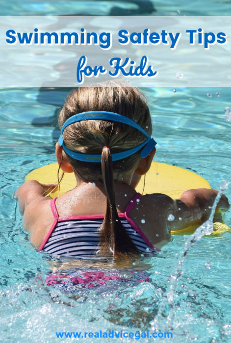 What do you need to know to keep your kids safe while swimming